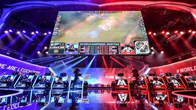 BBC to screen live e-sports tournament - BBC News