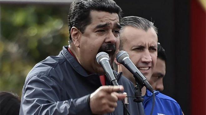 COLOMBIA: Maduro niega rebelión militar y habla de ataque terrorista financiado desde Bogotá y Miami