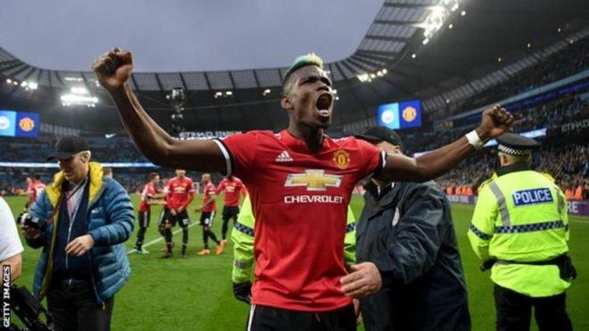 kiungo wa kati wa Ufaransa na Manchester United Paul Pogb