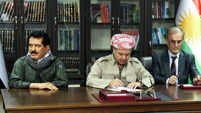 Kerkük hezimeti sonrası sonrası Irak Kürdistanı'nı ne bekliyor?