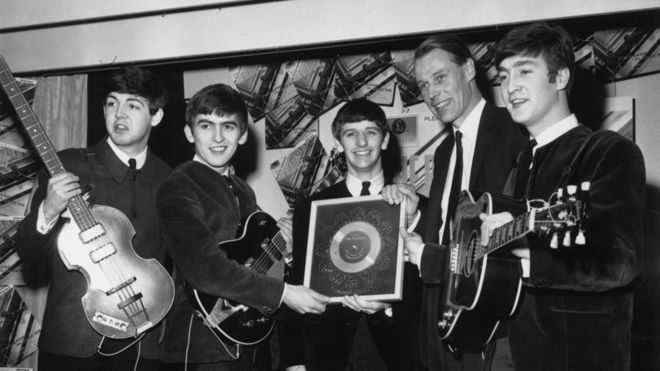 Who most earned the title 'fifth Beatle'? - BBC News
