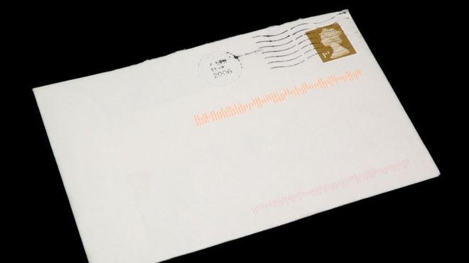 An envelope