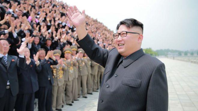 Image result for North Korea's Kim Jong-un
