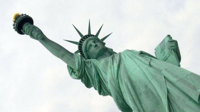 statue of liberty - American