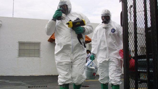 Шесть человек погибли в результате взрыва на химическом заводе в Чехии