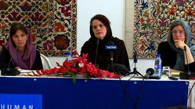 دیدهبان حقوق بشر: ۲۰۶ هزار دختر در افغانستان از آموزش محرومند