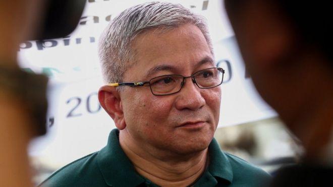 Philippine Drug Enforcement Agency (PDEA) Director General Aaron Aquino
