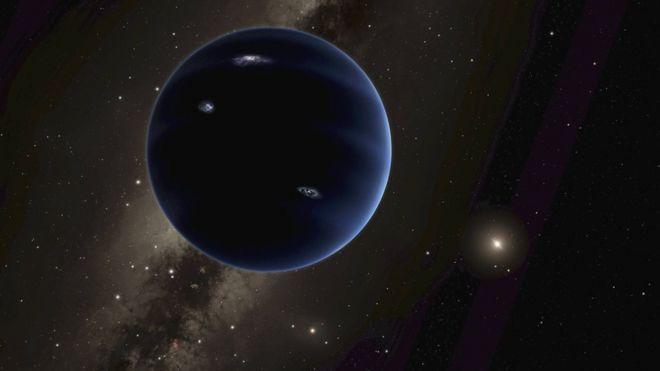 Qué pasó con Planeta Nueve, el controversial noveno integrante del Sistema Solar