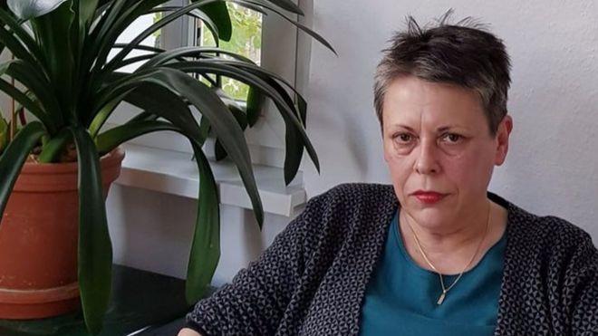 Luật sư Petra Isabel Schlagenhauf