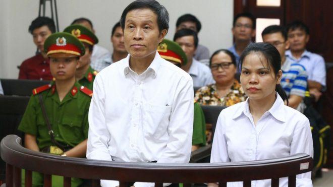 Phiên phúc thẩm ở Hà Nội ngày 22/9 xét xử ông Nguyễn Hữu Vinh và cộng sự