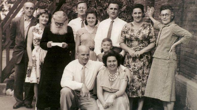 Nicolau Ivanovich Vassilnenko e família