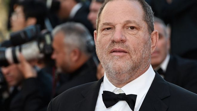 Harvey Weinstein, the Oscar-winning film producer