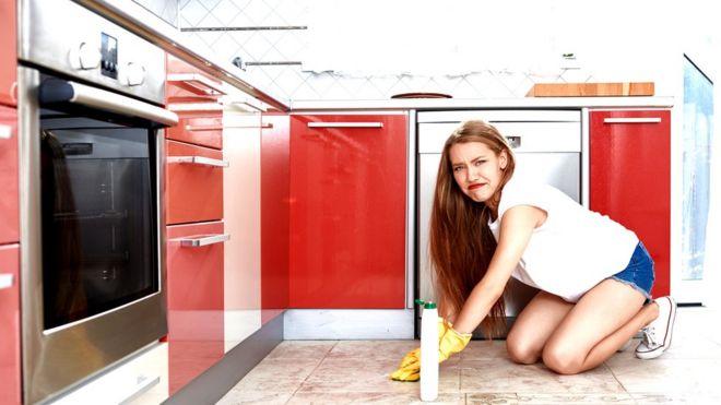 ¿Sabes cuál es el lugar más sucio en tu cocina? Quizás te sorprenda…