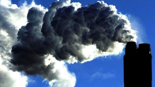 power station chimney (file photo)