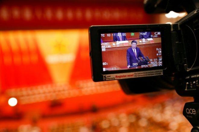 和歷屆黨代會上的報告一樣,習近平所做的報告不可避免地重覆了許多經常出現在中國官方文件中的話語和說法。