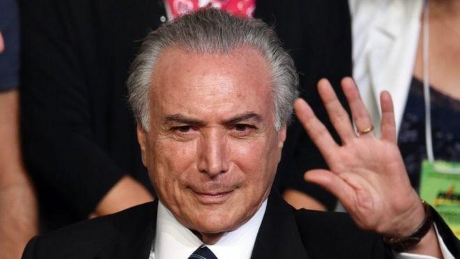 Image result for temer brazil