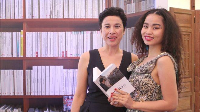 Kết quả hình ảnh cho Phụ nữ gốc Việt làm đại sứ Pháp tại Cambodia