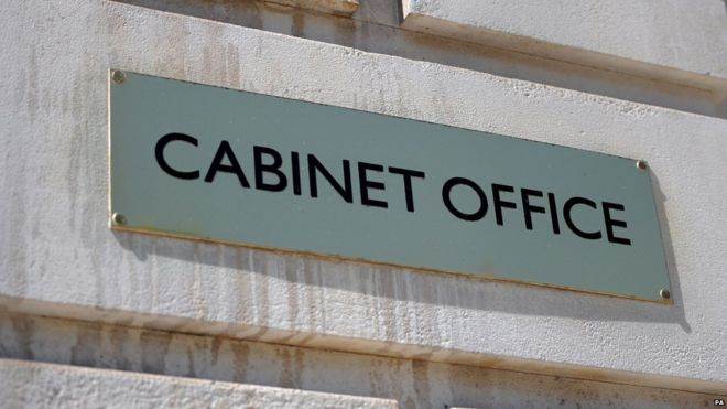 cabinet office delays over freedom of information - bbc news