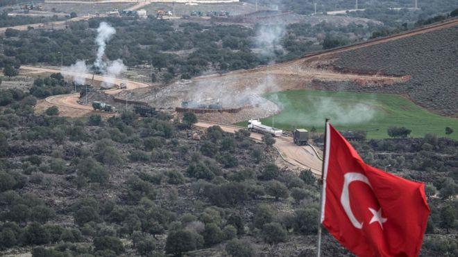 Analiz: Afrin terörizmle mücadelede stratejik önemde(22 Ocak)