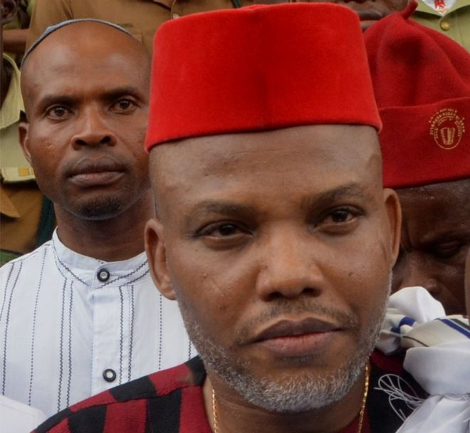 Image result for nnamdi kanu