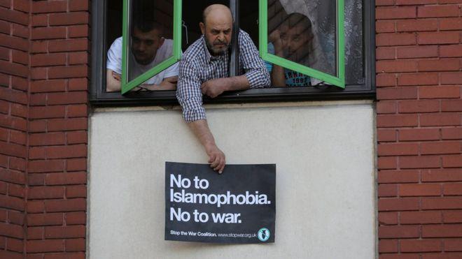 İngiltere'de İslam düşmanlığı artmaya devam ediyor
