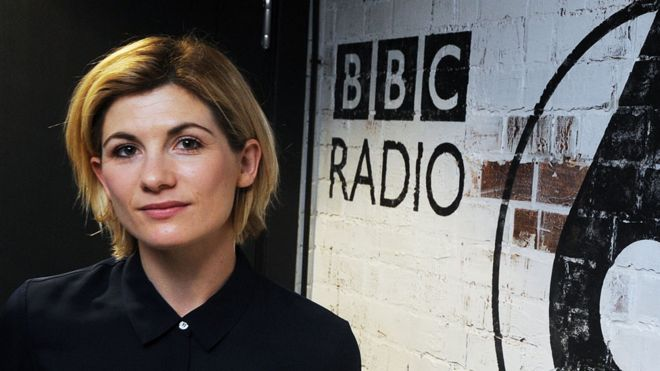 Jodie Whittaker has given her first broadcast interview since her new role was announced