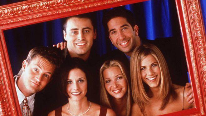 Молодые британцы считают сериал «Друзья» гомофобным и сексистским