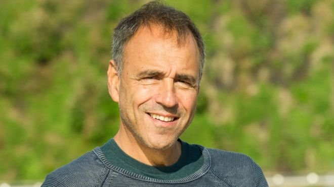 New Blood writer Anthony Horowitz: 'This is the golden age of ...