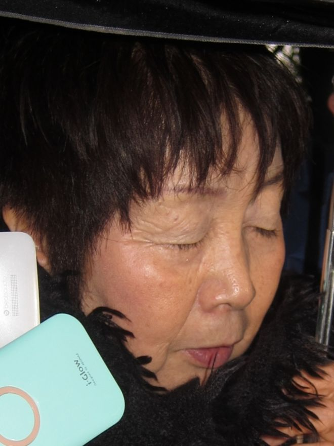 Chisako Kakehi is said to be suffering from dementia