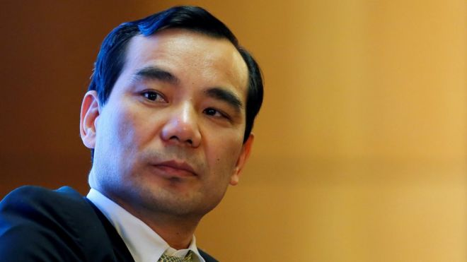 安邦前員工稱,吳小暉個人風格明顯,全公司大小事情都是他一支筆