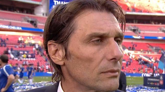 Meneja wa Chelsea Antonio Conte
