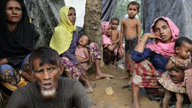 روہنگیا مسلمان