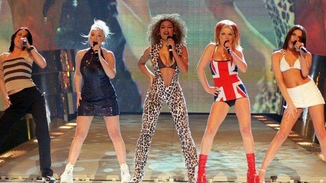 Spice Girls снова вместе,горячая новость,03.02.2018