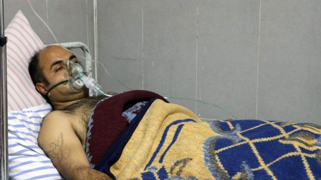 Reuters: Türkiye, Afrin'de kimyasal gaz kullanıldığı iddialarını reddetti