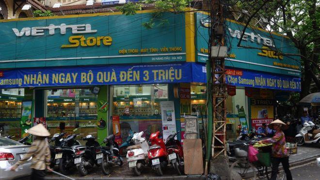 Viettel - tập đoàn quân đội thống trị thị trường viễn thông Việt Nam