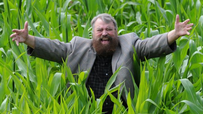 brian blessed wiki