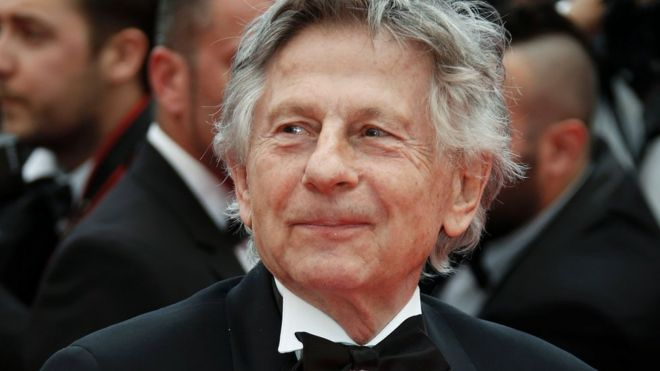 Roman Polanski at the Cannes Film Festival in 2014
