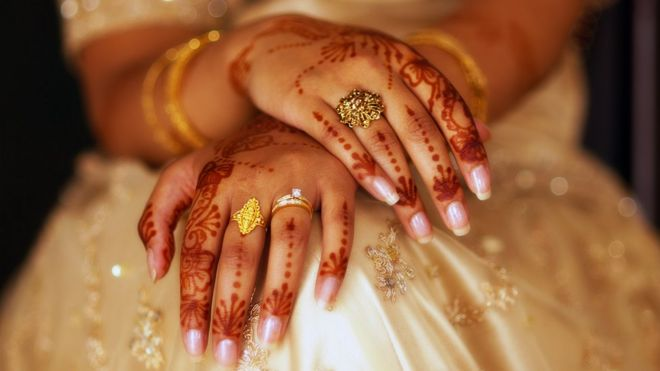 Islamic bride