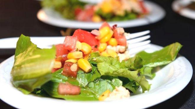USA: une chauve-souris découverte dans une salade