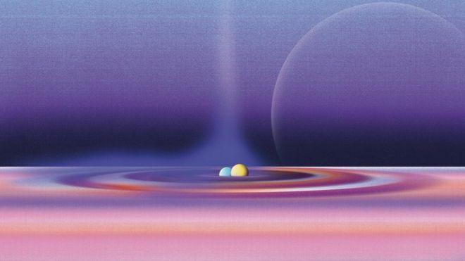 راهنمای کائنات برای مبتدیان؛ امواج گرانشی - مارکوس چُن اخترشناس و نویسنده علمی