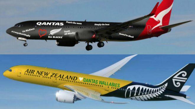 Australia new zealand airline bet