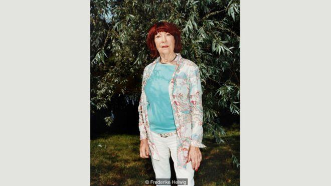 Гизела родилась в 1939-м