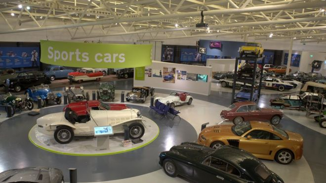 British Motor Museum Among Best In World After Revamp Bbc News
