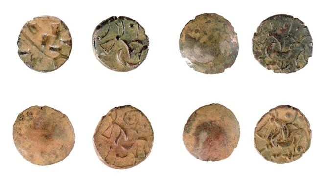 Iron Age collection of coins declared treasure – BBC News