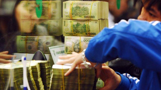 Trao đổi tiền tệ ở Việt Nam