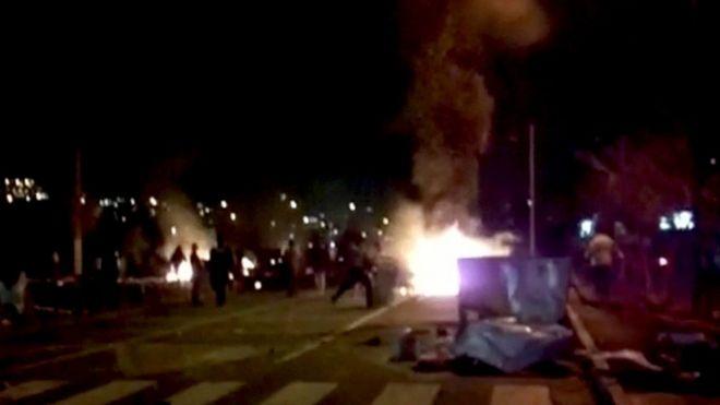 """في صحف عربية: مظاهرات إيران """"ثورة جياع"""""""