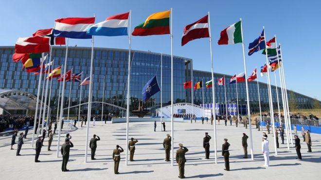 Banderas de la OTAN