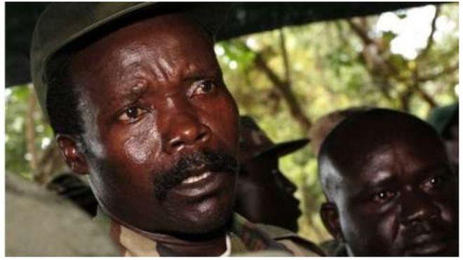 Mkuu wa LRA Joseph Kony