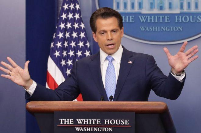 Скарамуччі залишить посаду директора зкомунікацій уТрампа— США