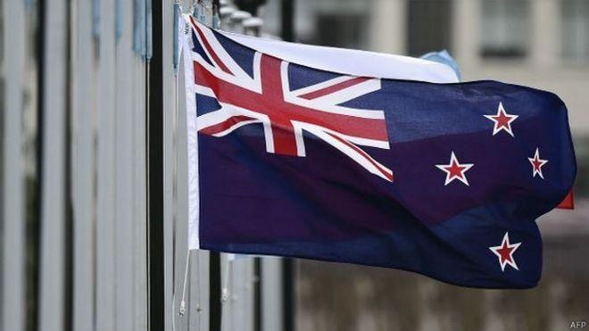 新西蘭國旗